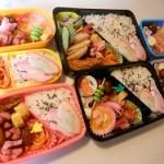 85.1週間のお弁当☆恐怖の?!お魚料理。。(笑)