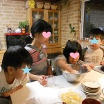 90.1週間のお弁当☆3種の白玉デザート作り♪