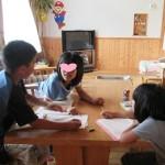進研ゼミ中学講座体験記☆それぞれの夏休みの宿題内容