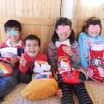 クリスマス2012☆ビンゴ大会とコンサート♪