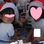 こーさん☆幼稚園運動会でした♪