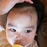 「こわいこわい」がいっぱい☆オデ(俺)の1歳6か月