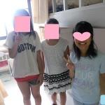 すーさん再び☆7泊8日の通学合宿へ♪