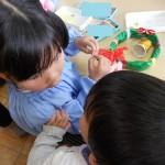 こーさん幼稚園参観日☆おかあサンタ始動っ!(笑)