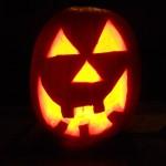 ハロウィン2012☆大失敗!かぼちゃ。。羊羹??(笑)