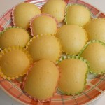 おやつ・朝食・お弁当にも☆ホットケーキミックスで作る【超簡単ミルク蒸しパン】♪