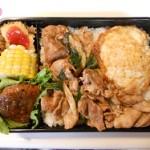 71.1週間のお弁当☆「残り物トンカツパン」♪