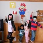 スーパーマリオ4兄弟☆来年のカレンダー