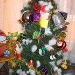クリスマスツリーさま☆
