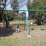笑顔いっぱい☆春の楽しい公園巡り~♪