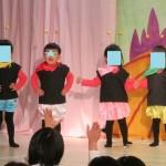 末っ子オデ☆初めての幼稚園発表会&クリスマス会♪