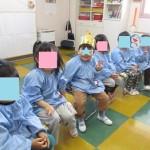123.1週間のお弁当☆幼稚園ほのぼのお誕生会♪