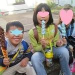 2014年秋祭り&こーさんの相撲大会♪