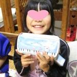 こーさん8歳のバースデー☆必死のケーキとお手軽リクエスト♪
