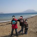 ポロピナイ(支笏湖)の釣り堀で遊んできました♪~2015年GW記録~