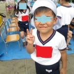 寂しい?嬉しい? 最後の幼稚園運動会☆2015